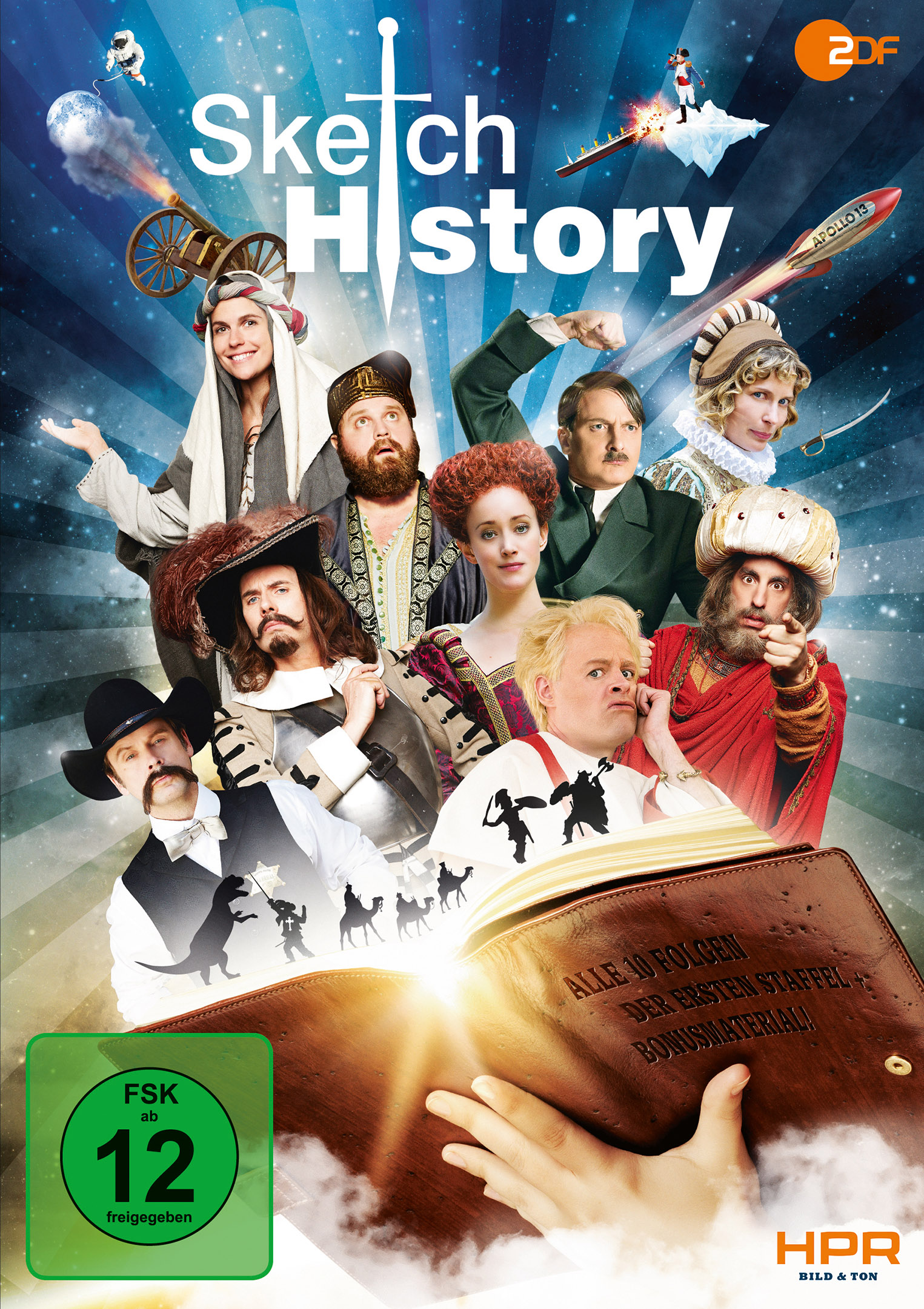 Sketch History Staffel 2